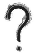Question grunge